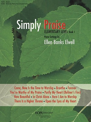 Simply Praise Elementary Level, Book 1