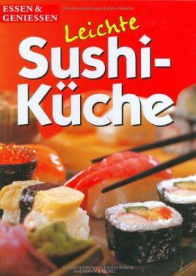 Sushi: Cocina Ligera 9783625110903
