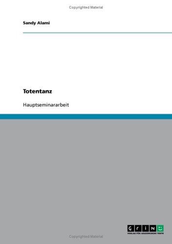 Totentanz 9783638708968