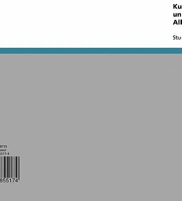 Kulturelle Unterschiede Zwischen China Und Deutschland - Theorie Und Praxis in Alltag Und Beruf 9783638855174