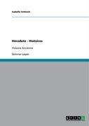 H Rodote - Histoires 9783638950602