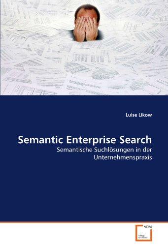 Semantic Enterprise Search 9783639240368