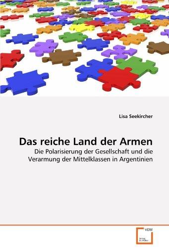 Das Reiche Land Der Armen 9783639352757