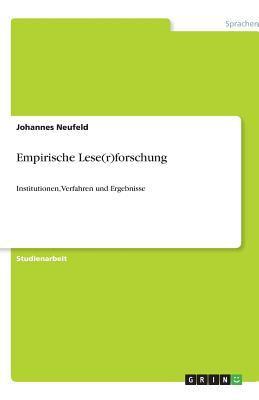 Empirische Lese(r)Forschung 9783638748773