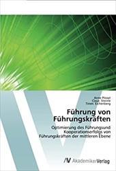 Fuhrung Von Fuhrungskraften - Eichenberg Timm / Possel Anne / Steinle Claus
