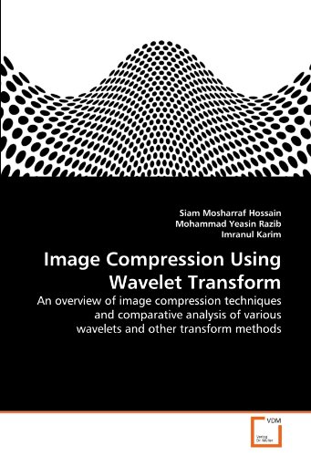 Image Compression Using Wavelet Transform 9783639279948