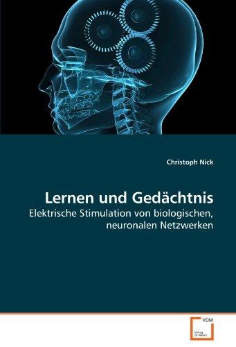 Lernen Und Gedchtnis 9783639258219