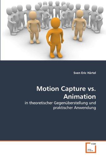 Motion Capture vs. Animation 9783639351491