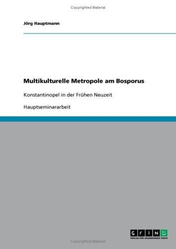 Multikulturelle Metropole Am Bosporus 9783638640237