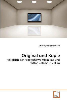 Original Und Kopie 9783639247589