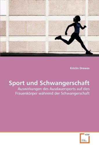 Sport Und Schwangerschaft 9783639379419