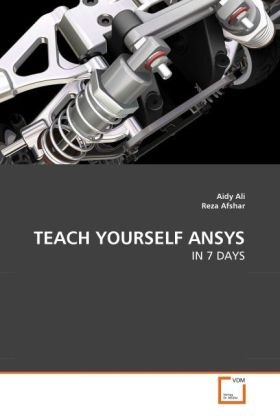 Teach Yourself Ansys 9783639265347