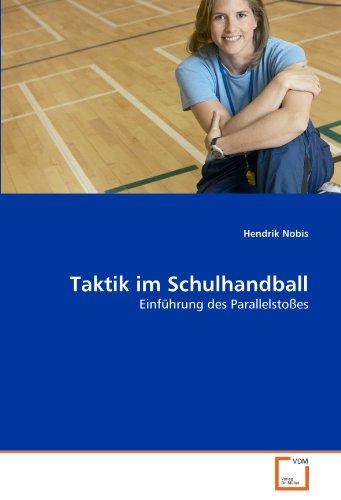 Taktik Im Schulhandball 9783639345483