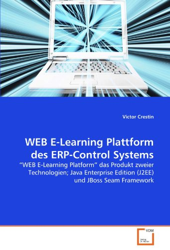 Web E-Learning Plattform Des Erp-Control Systems 9783639374629