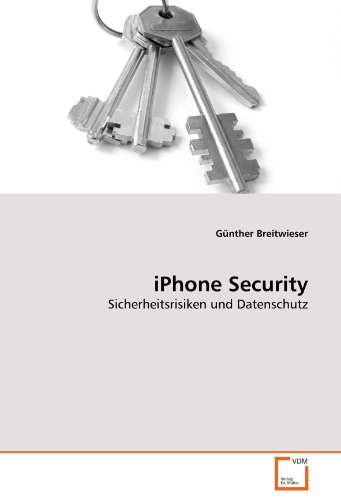 Iphone Security 9783639355529