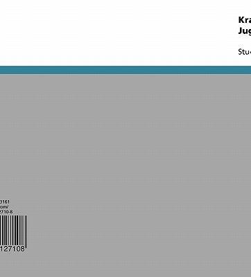Krafttraining Im Kindes- Und Jugendalter 9783640127108