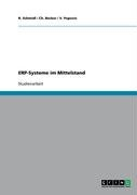 Erp-Systeme Im Mittelstand 9783640178858