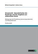 Strommarkt - Besonderheiten Der Nachfrage Und Des Angebots Von Elektrischem Strom 9783640182947