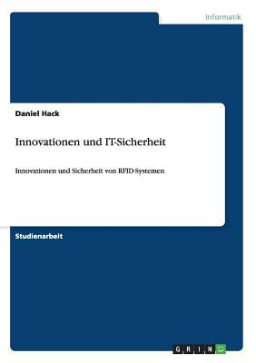 Innovationen Und It-Sicherheit 9783640581740