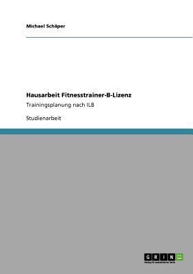 Hausarbeit Fitnesstrainer-B-Lizenz
