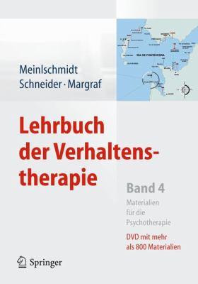 Lehrbuch Der Verhaltenstherapie: Band 4: Materialien F R Die Psychotherapie 9783642017124