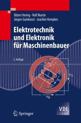 Elektrotechnik Und Elektronik F R Maschinenbauer