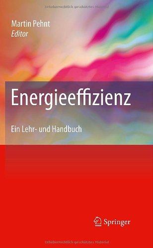 Energieeffizienz: Ein Lehr- Und Handbuch 9783642142505
