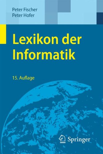 Lexikon Der Informatik 9783642151255