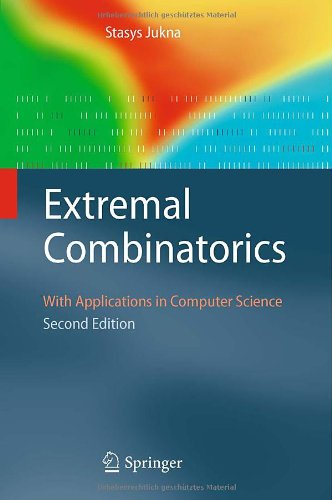 Extremal Combinatorics: With Applications in Computer Science 9783642173639