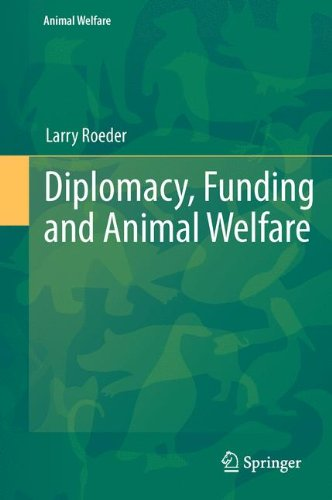 Diplomacy, Funding and Animal Welfare 9783642212734