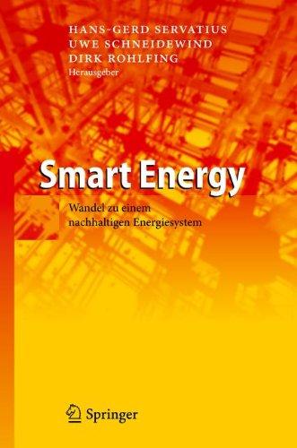Smart Energy: Wandel Zu Einem Nachhaltigen Energiesystem 9783642218194