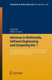 Advances in Multimedia, Software Engineering and Computing Vol.1: Proceedings of the 2011 Mesc International Conference on Multime 16671658