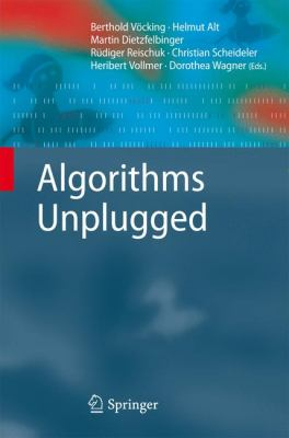 Algorithms Unplugged 9783642153273