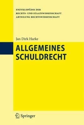 Allgemeines Schuldrecht 9783642043246