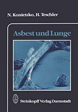 Asbest Und Lunge 9783642856709