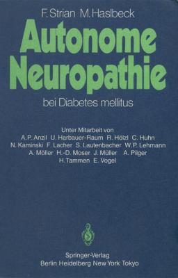 Autonome Neuropathie Bei Diabetes Mellitus 9783642933110