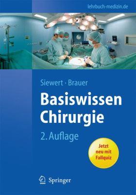 Basiswissen Chirurgie 9783642123795