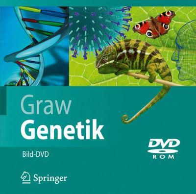 Bild-DVD, Graw Genetik: Die Abbildungen Des Buches 9783642123023