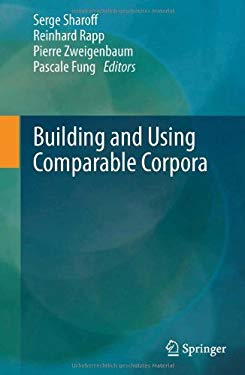 Bucc: Building and Using Comparable Corpora