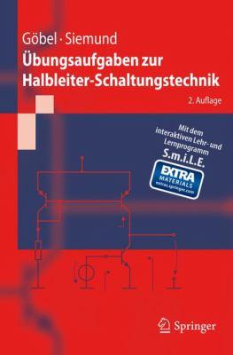 Bungsaufgaben Zur Halbleiter-Schaltungstechnik 9783642210105