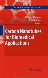 Carbon Nanotubes for Biomedical Applications 11475688