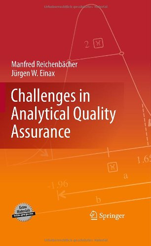 Challenges in Analytical Quality Assurance 9783642165948