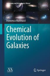 Chemical Evolution of Galaxies 13903486