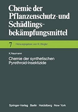 Chemie Der Synthetischen Pyrethroid-Insektizide 9783642815560