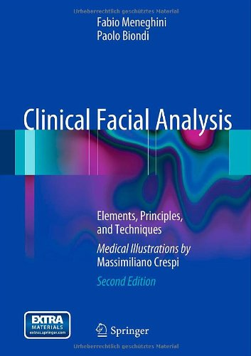 Clinical Facial Analysis: Elements, Principles, and Techniques 9783642272271
