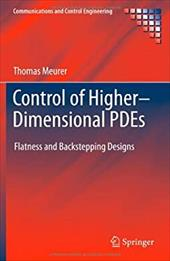 Control of Higher Dimensional Pdes: Flatness and Backstepping Designs 18265471