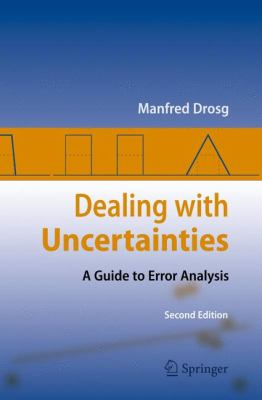Dealing with Uncertainties: A Guide to Error Analysis 9783642013836