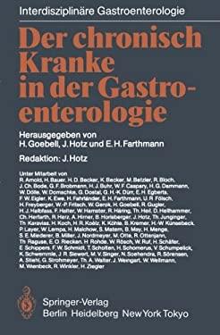 Der Chronisch Kranke in Der Gastroenterologie 9783642691911