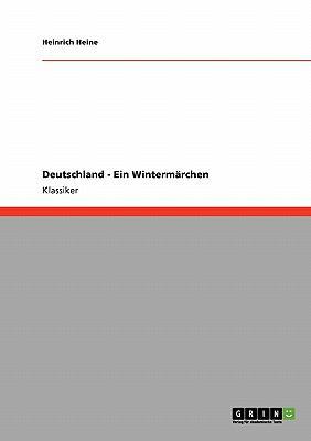 Deutschland - Ein Winterm Rchen 9783640257096
