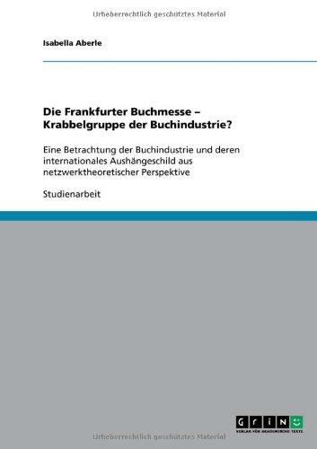 Die Frankfurter Buchmesse